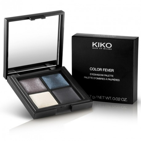 Color Fever Eyeshadow Palette Kiko Milano