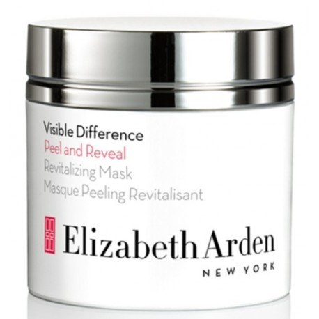 Visibile Difference Peel and Reveal Revitalizing Mask Elizabeth Arden