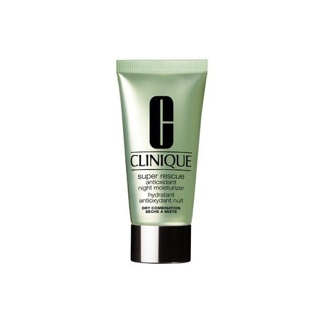 Super Rescue Antioxidant Night Moisturizer - Oily Clinique