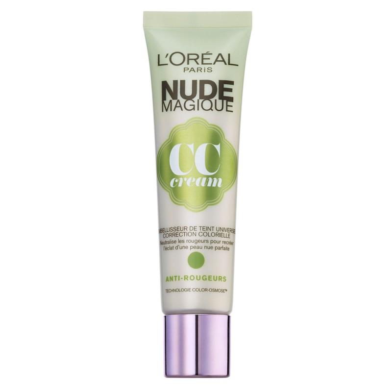 LOreal Nude Magique CC Cream Anti-Fatigue Review.   Dalry