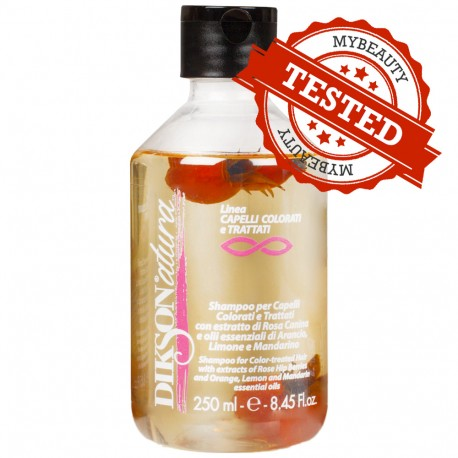 Diksonatura Shampoo Capelli Colorati E Trattati