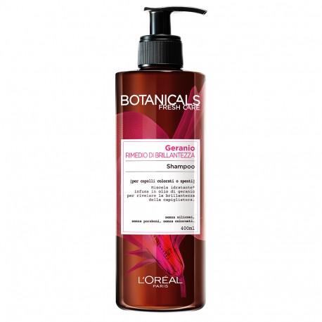 Botanicals Shampoo Geranio Per Capelli Colorati