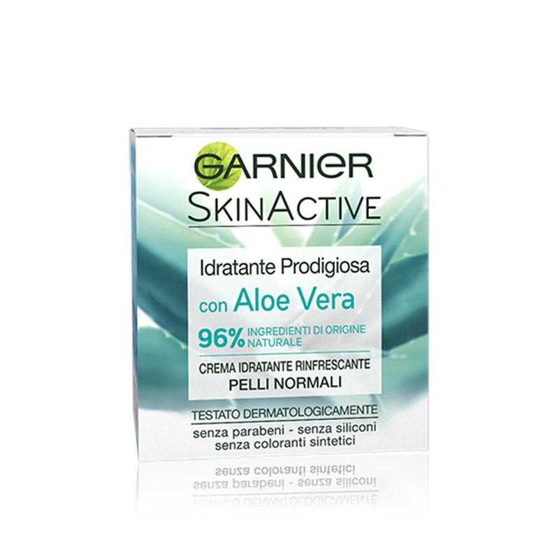 garnier skin active crema viso