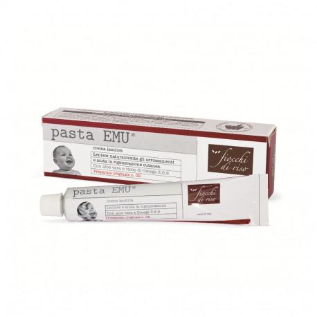 timeless design b1d0e 30ad2 Pasta Emu Crema Lenitiva
