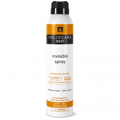 Heliocare 360° Invisible Spray Spf 30 Cantabria Labs Difa Cooper