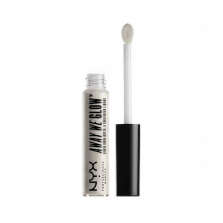 Away We Glow Liquid Highlighter NYX Professional Makeup