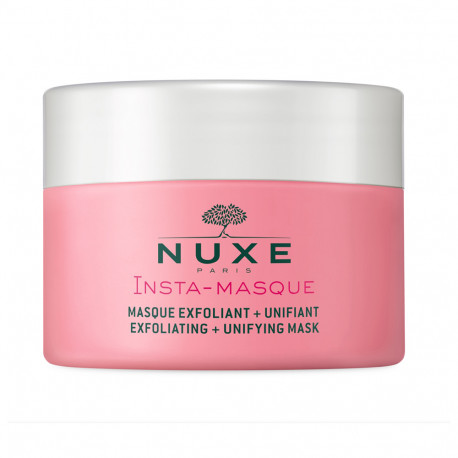 Insta-Masque Esfoliante + Uniformante Nuxe