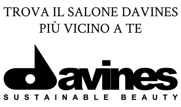 Trova il salone Davines più vicino a te
