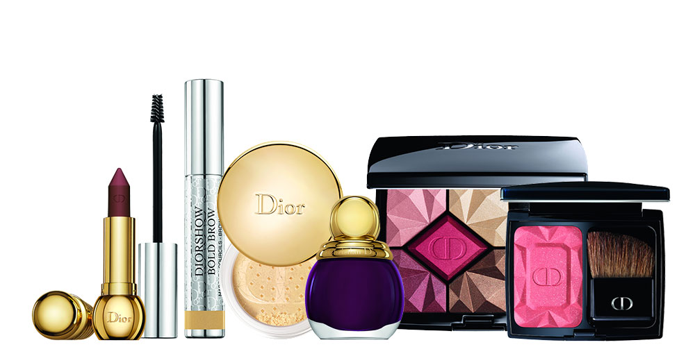 make up per natale Dior