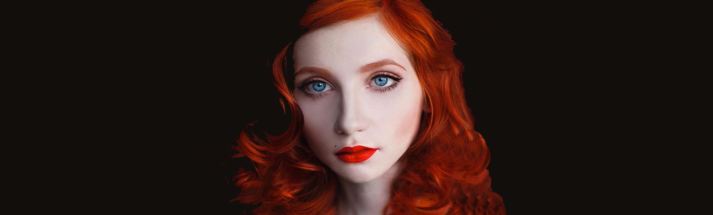 Famoso Colore capelli rosso rubino, i consigli di stile RI31