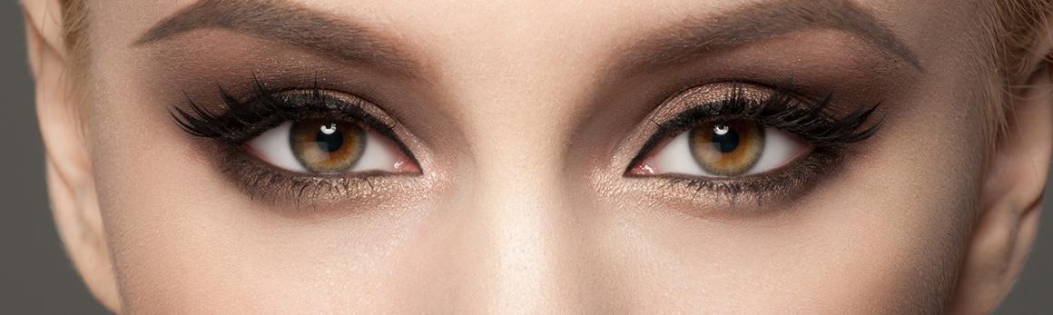 spesso Trucco occhi grandi marroni: tutti i segreti EH41