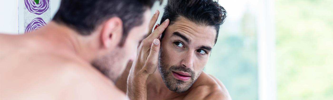 Concentri contro una perdita di capelli kloran risposte