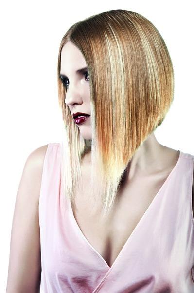 Eccezionale Il taglio capelli scalati per le diverse lunghezze BR04