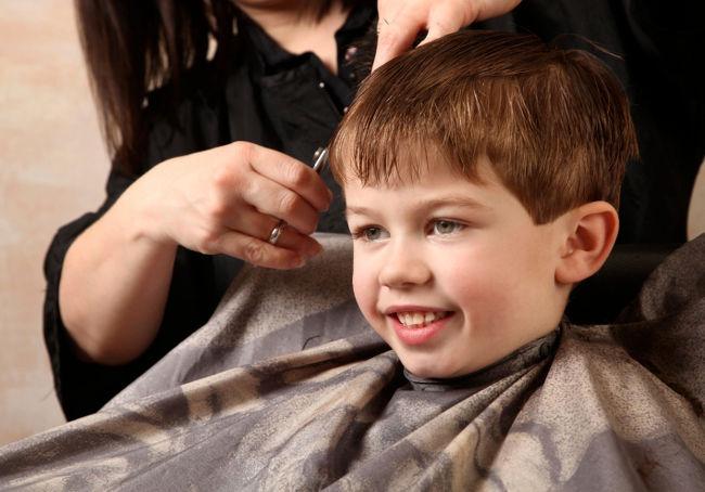 Top Taglio di capelli bambino: tutti i consigli UT56